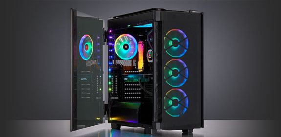 PCSPECIALIST - Alte prestazioni Corsair PC